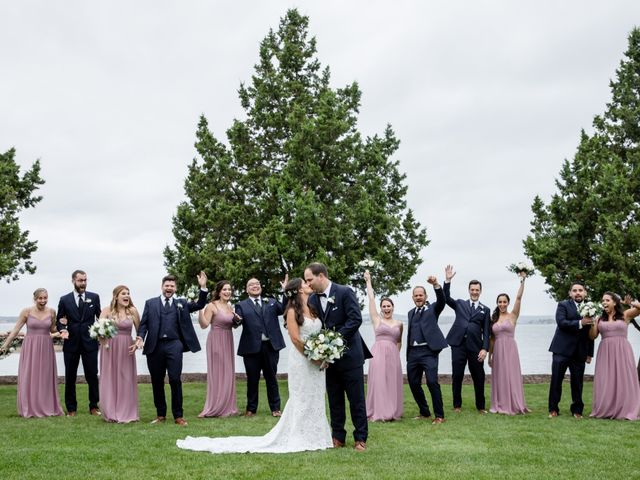 Kristopher and Margarita's Wedding in New Haven, Connecticut 17
