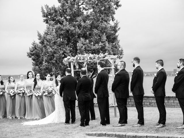 Kristopher and Margarita's Wedding in New Haven, Connecticut 22