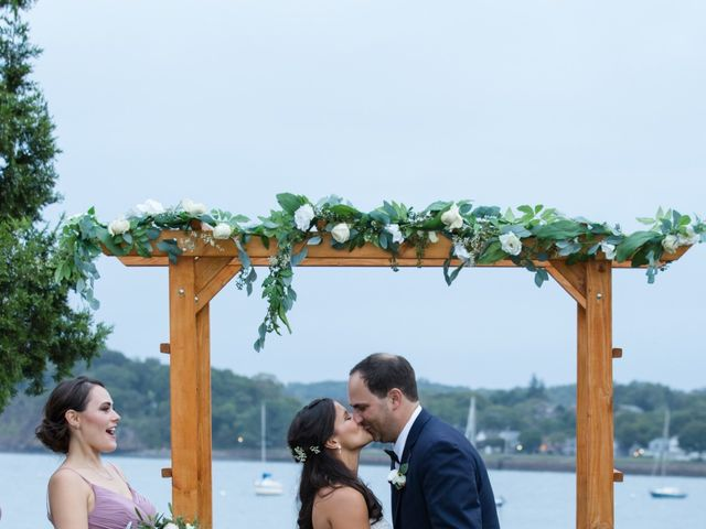 Kristopher and Margarita's Wedding in New Haven, Connecticut 23