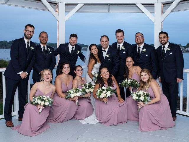 Kristopher and Margarita's Wedding in New Haven, Connecticut 26