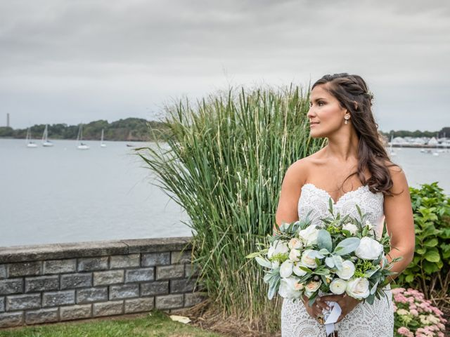 Kristopher and Margarita's Wedding in New Haven, Connecticut 27