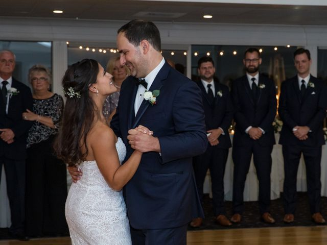 Kristopher and Margarita's Wedding in New Haven, Connecticut 33