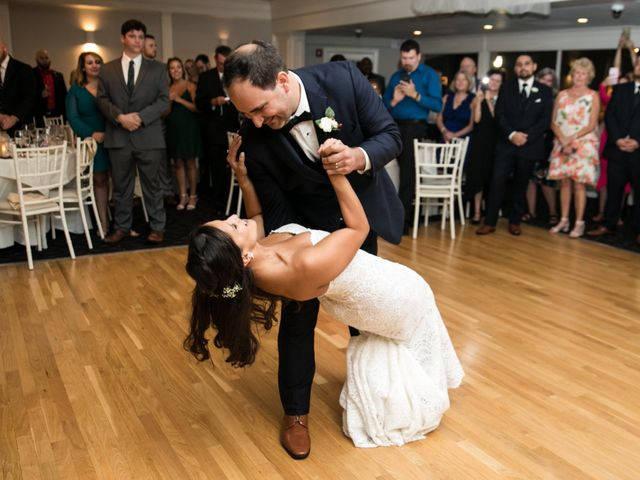 Kristopher and Margarita's Wedding in New Haven, Connecticut 35