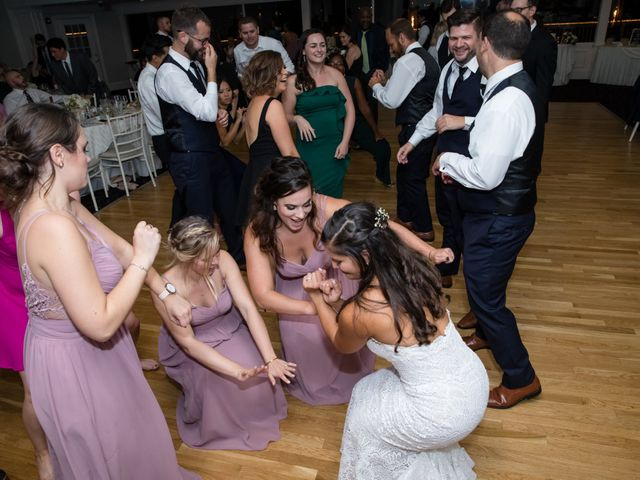Kristopher and Margarita's Wedding in New Haven, Connecticut 36