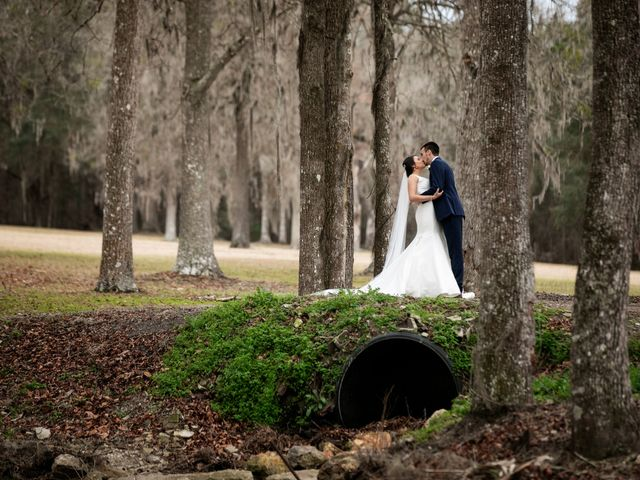 The wedding of Marissa and Aaron