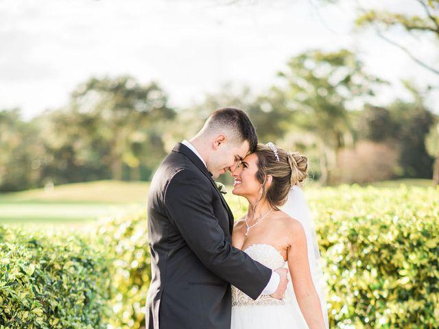 Matt and Jesse's Wedding in Orlando, Florida 11