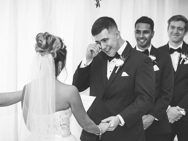 Matt and Jesse's Wedding in Orlando, Florida 43