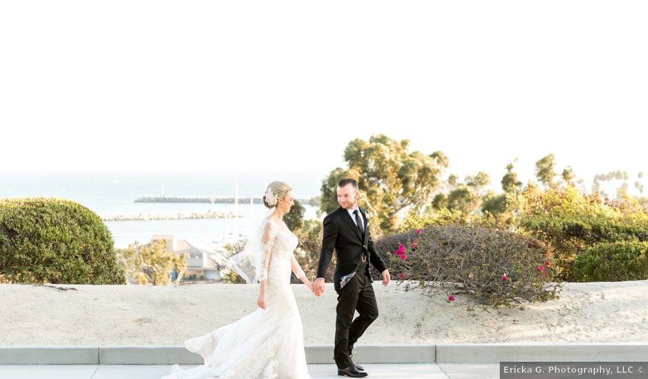 Derek and Jennifer's Wedding in Dana Point, California