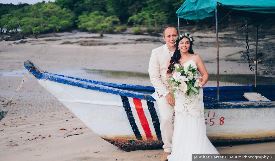 Matt and Karolyn's Wedding in Tamarindo, Costa Rica