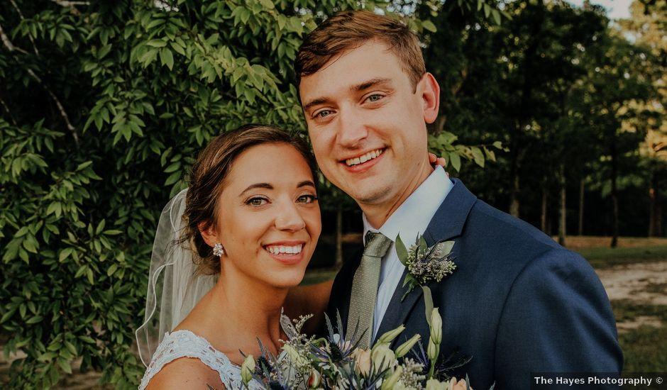 Reese and Hannah's Wedding in Blythewood, South Carolina