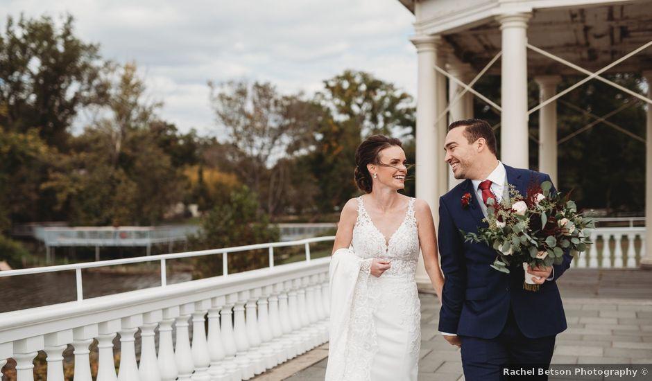 Christopher and Christiane's Wedding in Philadelphia, Pennsylvania