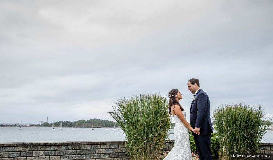 Kristopher and Margarita's Wedding in New Haven, Connecticut