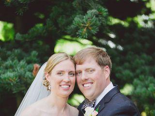 The wedding of Doug and Sarah 2