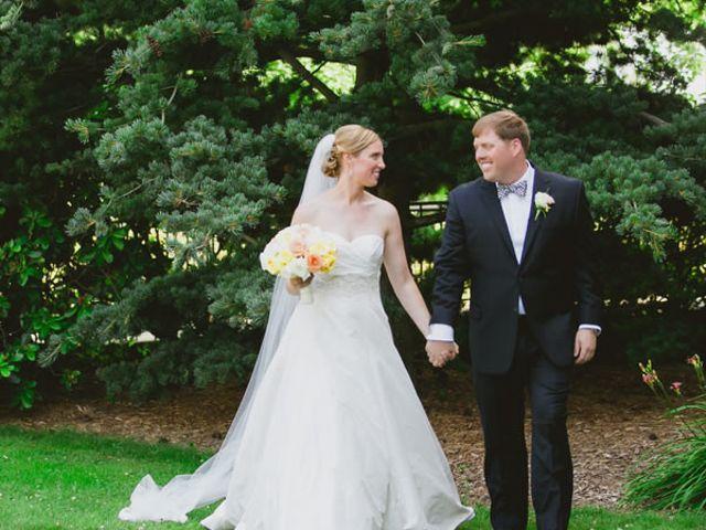 The wedding of Doug and Sarah