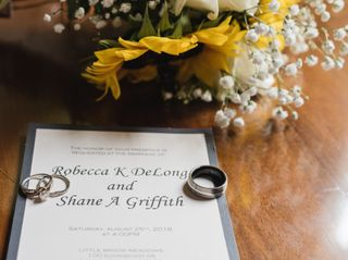 The wedding of Robecca and Shane 2
