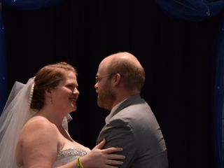 The wedding of Ashley and Spencer 1