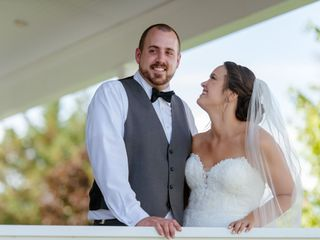 The wedding of Danielle and Jeremiah