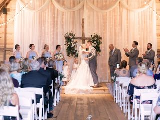 The wedding of Jordyn and Steven 2