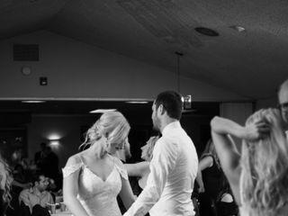 The wedding of Tess and Matthew 2