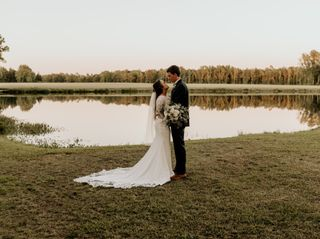 The wedding of Ethan and Brittani 1