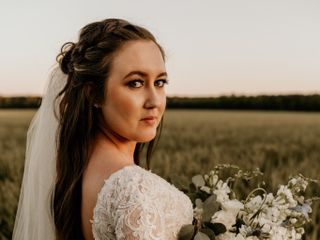 The wedding of Ethan and Brittani 2