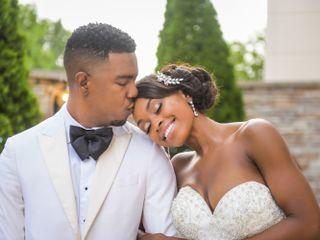 The wedding of Jeanine and Joshua