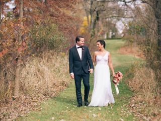 Anna and Viktor's Wedding in Holicong, Pennsylvania 8