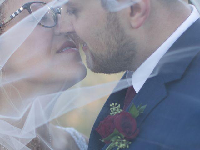 The wedding of Samamantha and David