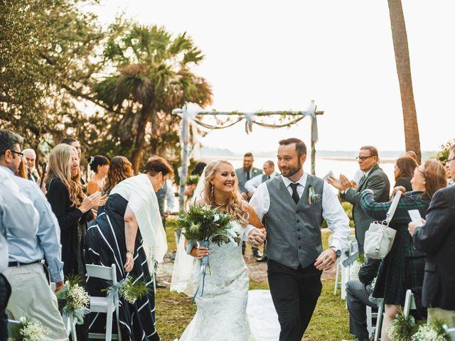 The wedding of Ryan and Rebecca