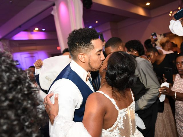 Austin and Janae's Wedding in New Orleans, Louisiana 1