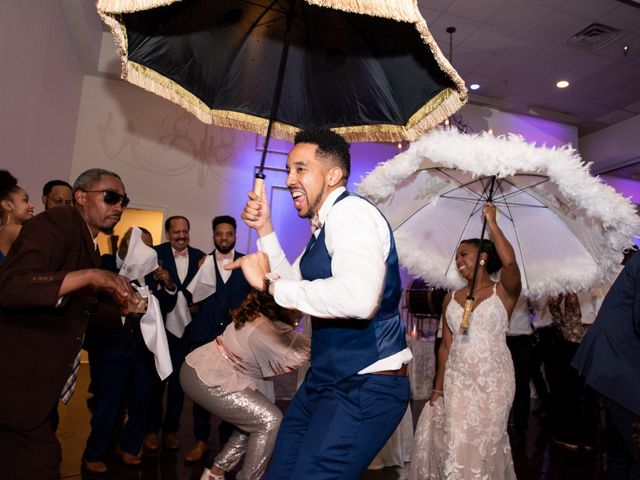 Austin and Janae's Wedding in New Orleans, Louisiana 8