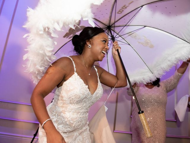 Austin and Janae's Wedding in New Orleans, Louisiana 9