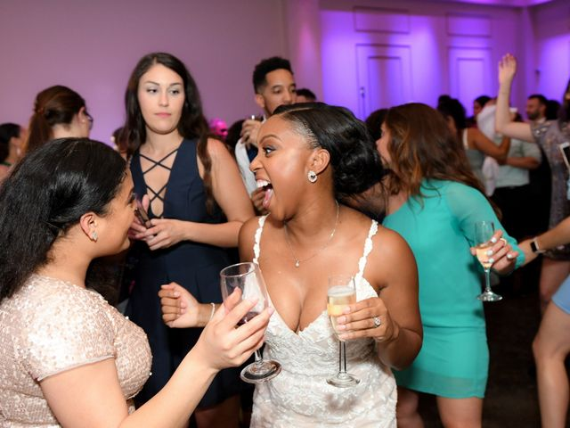 Austin and Janae's Wedding in New Orleans, Louisiana 12