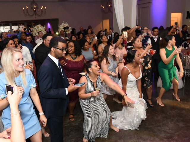 Austin and Janae's Wedding in New Orleans, Louisiana 18