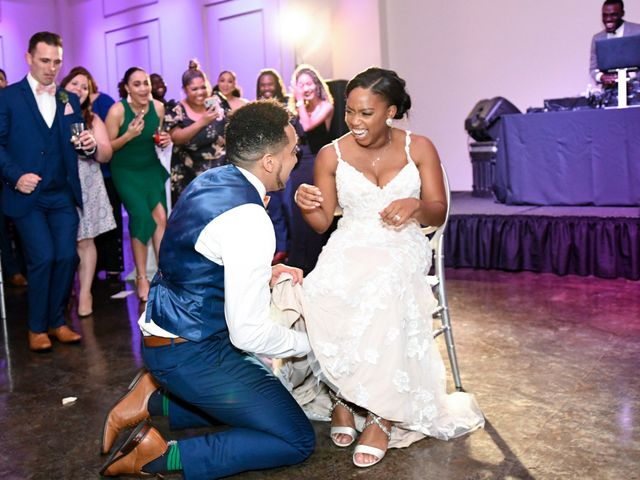 Austin and Janae's Wedding in New Orleans, Louisiana 34