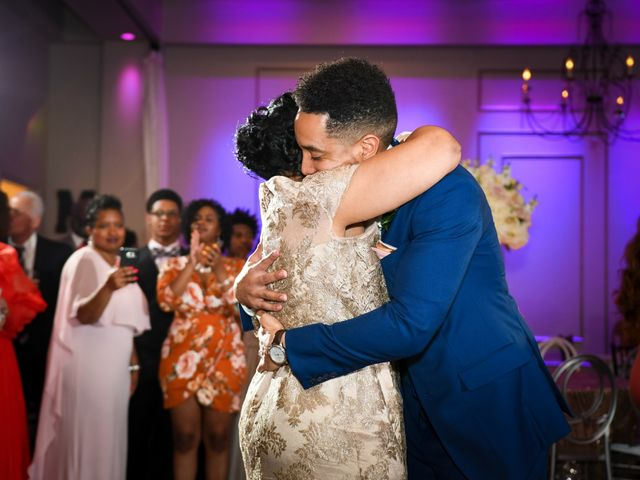 Austin and Janae's Wedding in New Orleans, Louisiana 39