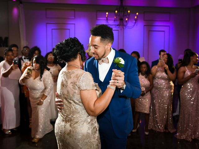 Austin and Janae's Wedding in New Orleans, Louisiana 40