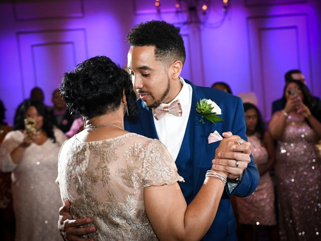 Austin and Janae's Wedding in New Orleans, Louisiana 41