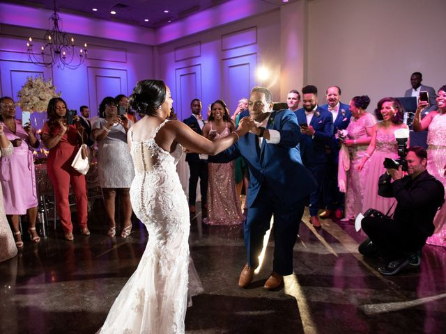Austin and Janae's Wedding in New Orleans, Louisiana 45