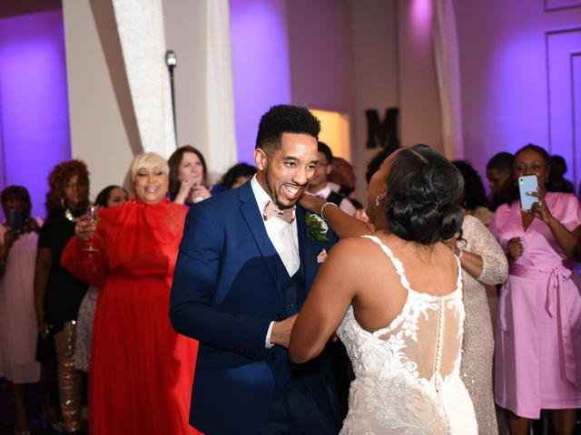 Austin and Janae's Wedding in New Orleans, Louisiana 47