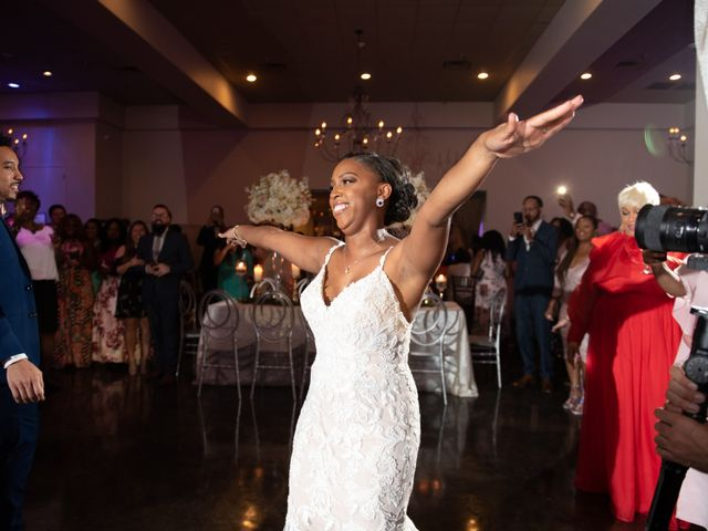 Austin and Janae's Wedding in New Orleans, Louisiana 49