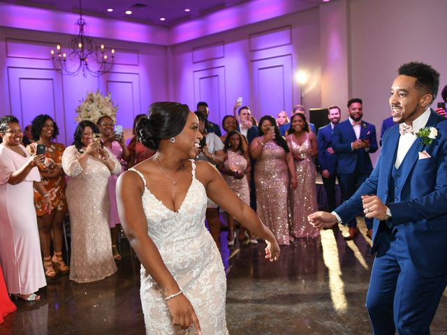 Austin and Janae's Wedding in New Orleans, Louisiana 50