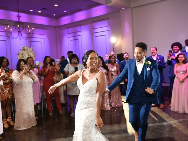 Austin and Janae's Wedding in New Orleans, Louisiana 52