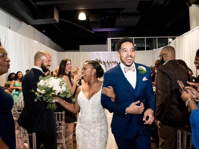 Austin and Janae's Wedding in New Orleans, Louisiana 56