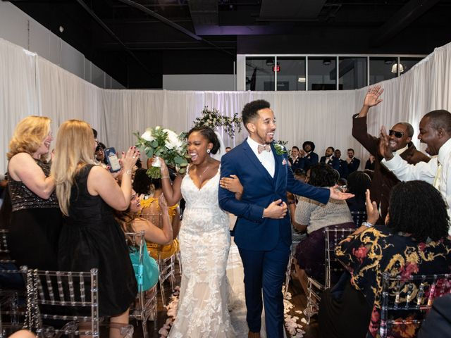 Austin and Janae's Wedding in New Orleans, Louisiana 57