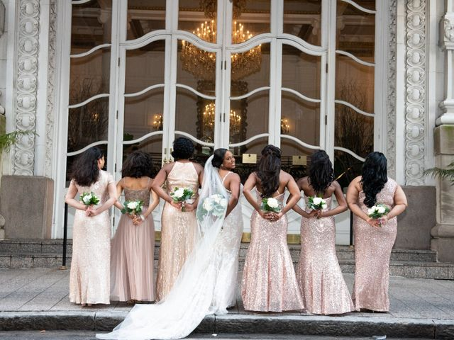 Austin and Janae's Wedding in New Orleans, Louisiana 73