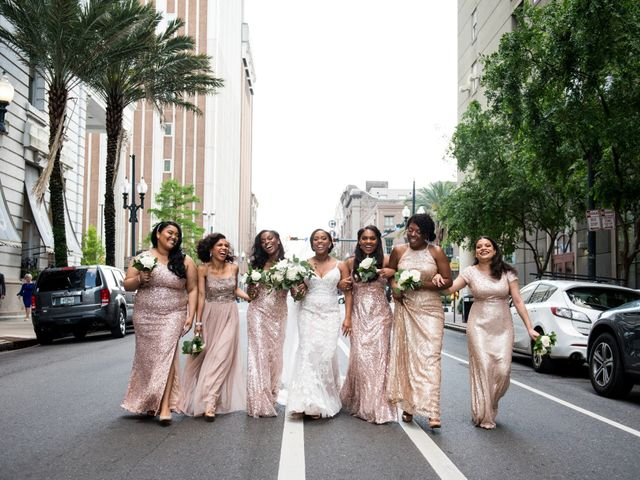 Austin and Janae's Wedding in New Orleans, Louisiana 75