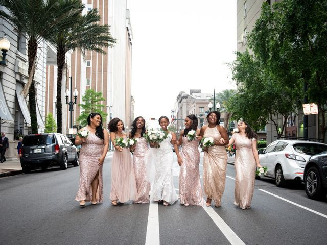 Austin and Janae's Wedding in New Orleans, Louisiana 76