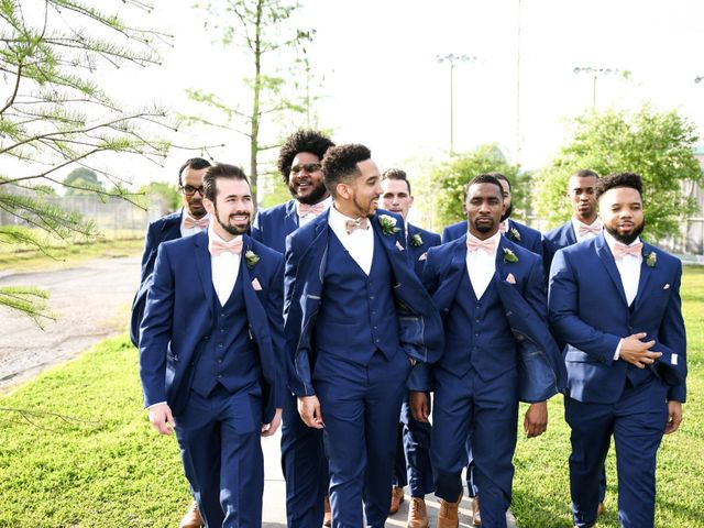 Austin and Janae's Wedding in New Orleans, Louisiana 80