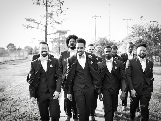 Austin and Janae's Wedding in New Orleans, Louisiana 81